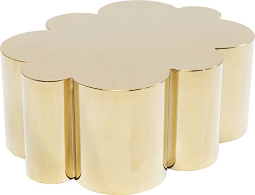 Kare Rush Cloud Couchtisch, Andere, Gold, 50 x 65 x 35 cm