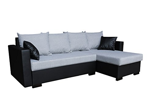 avanti trendstore ecksofa mit schlaf und. Black Bedroom Furniture Sets. Home Design Ideas