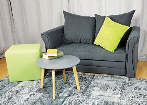 AVANTI TRENDSTORE - Sofa in 2 verschiedenen Farben, ca. 135x60x71cm