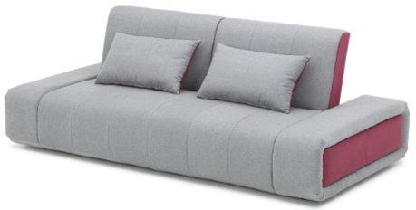 Design 1A 3-er Schlafsofa Polster Couch mit Bettfunktion Federkern