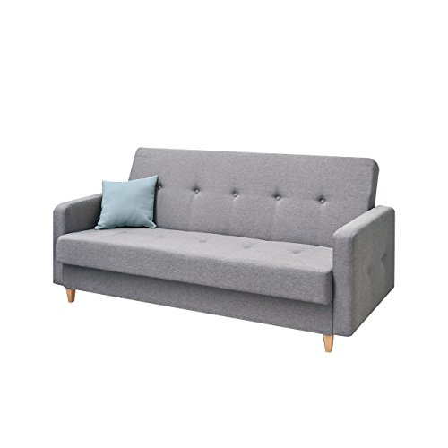 design schlafsofa tango sofa mit bettkasten und schlaffunktion modernes bettsofa schlafcouch. Black Bedroom Furniture Sets. Home Design Ideas