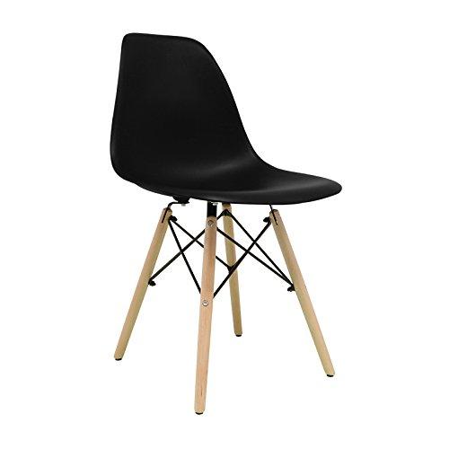 Nordische Stuhl-Stuhl tower One Stuhl Nordic Skandinavien inspiriert Sessel Eames DSW-(wählen Sie Ihre Farbe)