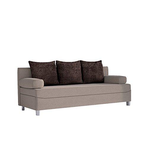 schlafsofa dover style sofa mit bettkasten und schlaffunktion bettsofa farbauswahl. Black Bedroom Furniture Sets. Home Design Ideas