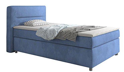 trendteam 1711 614 b5 boxspringbett polsterbett bellagio 1 x 5 gang bonell federkern mit 7 zonen. Black Bedroom Furniture Sets. Home Design Ideas