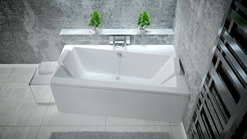 Exclusive line rechteck eck badewanne infinity 150x90 cm for Exclusive esszimmertische