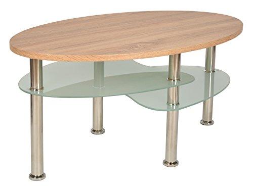 Ts ideen design wohnzimmer holz glastisch couchtisch for Design glastisch couchtisch