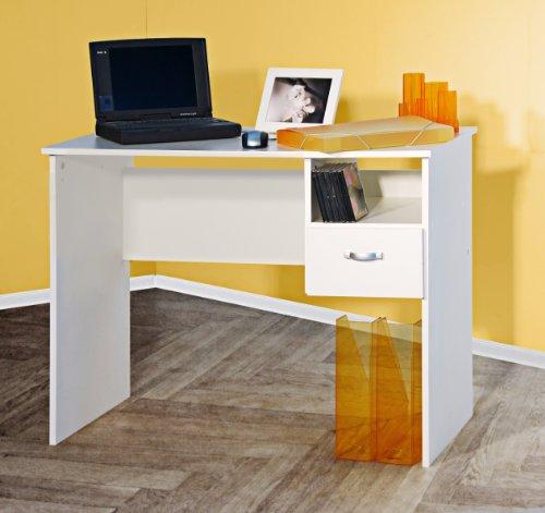 8049 2 sch lerschreibtisch computertisch pc tisch mehrere farben m bel24. Black Bedroom Furniture Sets. Home Design Ideas