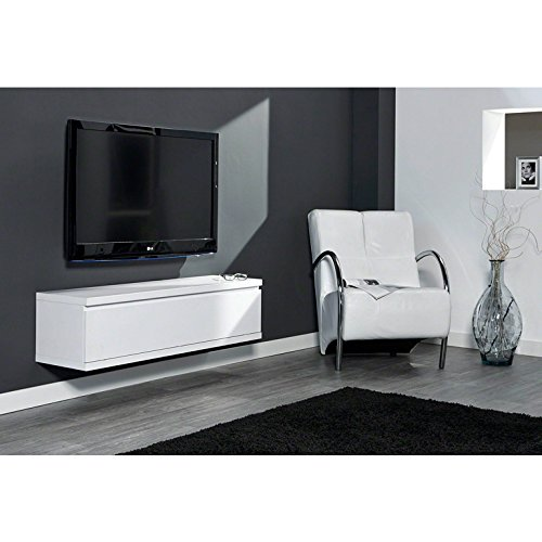 salesfever sideboard h ngeschrank mit 1 klappe und. Black Bedroom Furniture Sets. Home Design Ideas