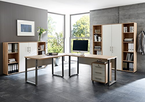 b rom bel arbeitszimmer komplett set office edition set 5. Black Bedroom Furniture Sets. Home Design Ideas