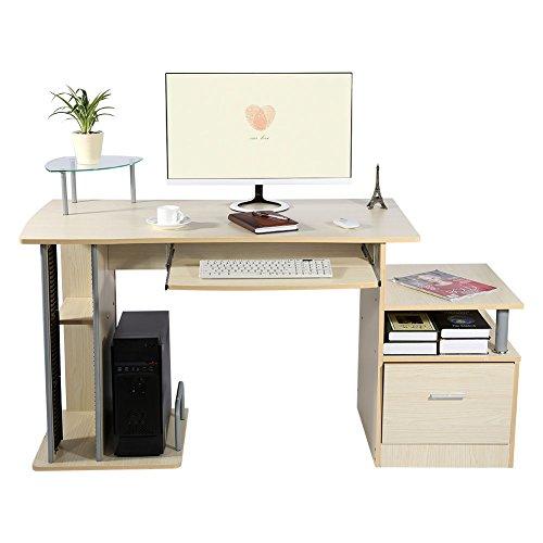 Computertisch schreibtisch b rotisch arbeitstisch for Schreibtisch arbeitstisch