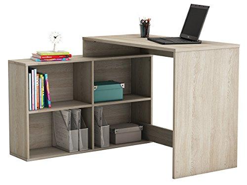 Eckschreibtisch schreibtisch arbeitstisch b rotisch tisch for Schreibtisch arbeitstisch