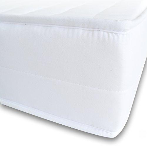 7 zonen matratze mit h rtegrad h2 h3 mikrofaser bezug waschbar kaltschaummatratze made in. Black Bedroom Furniture Sets. Home Design Ideas