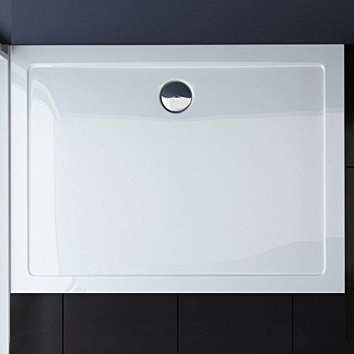 80x140x4 cm design duschtasse faro2 in wei duschwanne acrylwanne m bel24. Black Bedroom Furniture Sets. Home Design Ideas