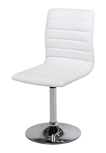 Ac design furniture 48945 esszimmerstuhl 2 er set sander for Design esszimmerstuhl drehbar