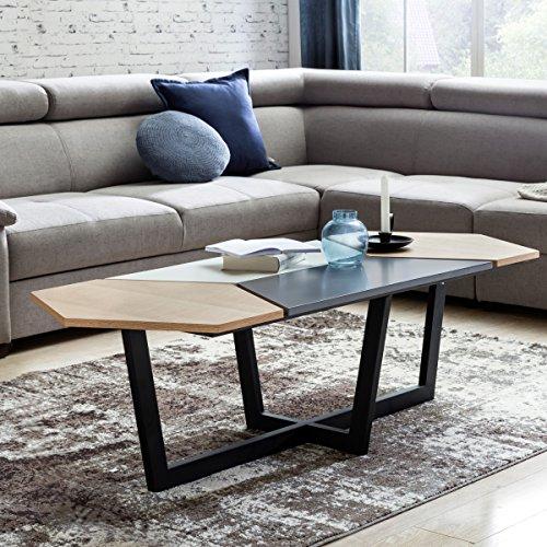 finebuy couchtisch scanio retro design skandinavisch mdf. Black Bedroom Furniture Sets. Home Design Ideas