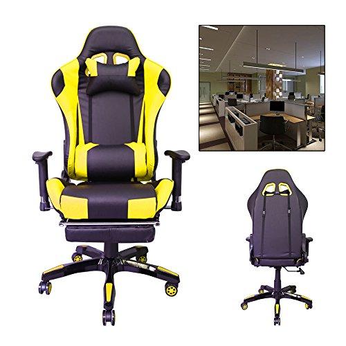 Hg b rodrehstuhl gaming stuhl premium komfort stuhl for Moebel24 shop