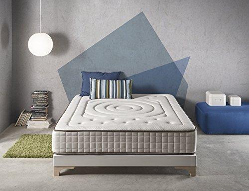 imperial cashmere relax viskoelastische matratze 25 cm alle ma en m bel24. Black Bedroom Furniture Sets. Home Design Ideas
