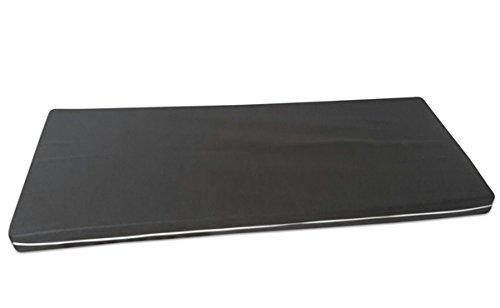 Matratze Rollmatratze RG30 7 ZONEN MATRATZE mit Vlies Bezug anthrazit