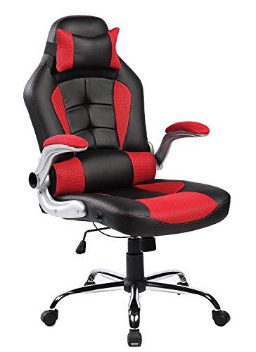 Merax Gaming Stuhl : merax racing stuhl b rostuhl gaming stuhl sportsitz ~ Watch28wear.com Haus und Dekorationen