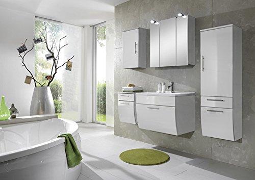 sam design badm bel set santana in wei 5 teilig beckenauswahl m gliche varianten. Black Bedroom Furniture Sets. Home Design Ideas