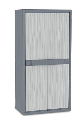 terry xl tuttopiani 1002563 schrank hoch aus kunststoff 0 m bel24. Black Bedroom Furniture Sets. Home Design Ideas