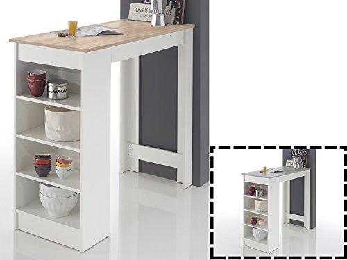 """Bartisch Esstisch Tresentisch Küchentisch Bistrotisch Tisch """"Rosalyn I"""""""
