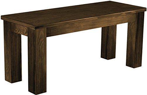 brasilmbel sitzbank rio classico 100 cm pinie massivholz farbton eiche antik 0 m bel24. Black Bedroom Furniture Sets. Home Design Ideas