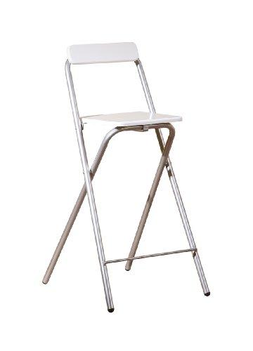 Link 50901400 Bar-Stuhl Inet, weiß