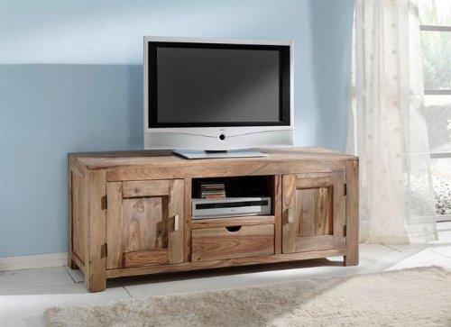YOGA 6539 TV Lowboard, Holz, 45 x 145 x 60 cm, natur