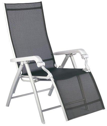 Kettler Relaxsessel/Relaxliege aus Aluminium