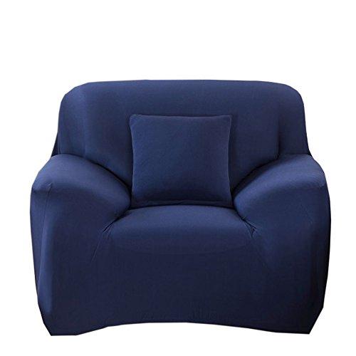 WATTA Überwurf, Elastischer Sofabezug 1 2 3 4 Sitzer Sofaüberwurf aus Spandex Polyester Sofahusse Sesselbezug Stretchhusse Sofaüberwurf Couchhusse Spannbezug in verschiedenen Farben