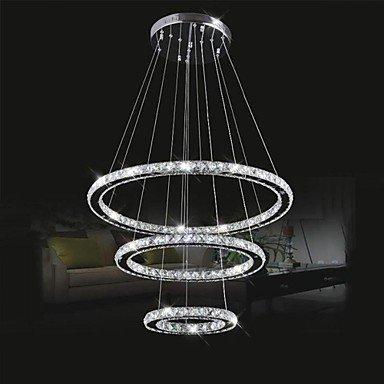 WSS Pendelleuchten - Kristall/LED - Zeitgenössisch/Traditionell-Klassisch/Rustikal/ Ländlich/Tiffany/Vintage/Retro/Rustikal/Insel - . 220-240V