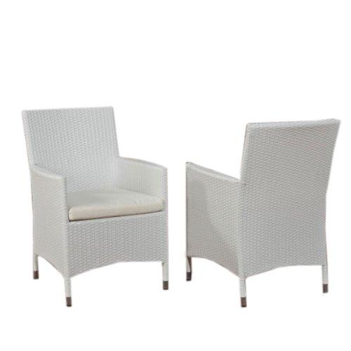 mendler stuhl gartenstuhl julia polyrattan creme m bel24. Black Bedroom Furniture Sets. Home Design Ideas