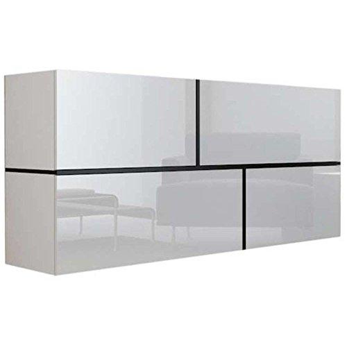 JUSTyou Goyo Kommode Sideboard Wohnzimmerschrank (HxBxT): 80x170x40 cm große Farbauswahl