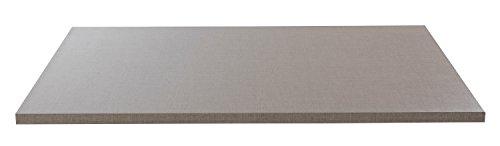Einlegeboden Regalboden Fachbrett ZOE 1   Hellgrau   66x48 cm