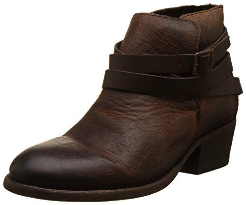 Hudson London Horrigan Calf, Damen Kurzschaft Stiefel, Braun (Tan), 36 EU (3 Damen UK)