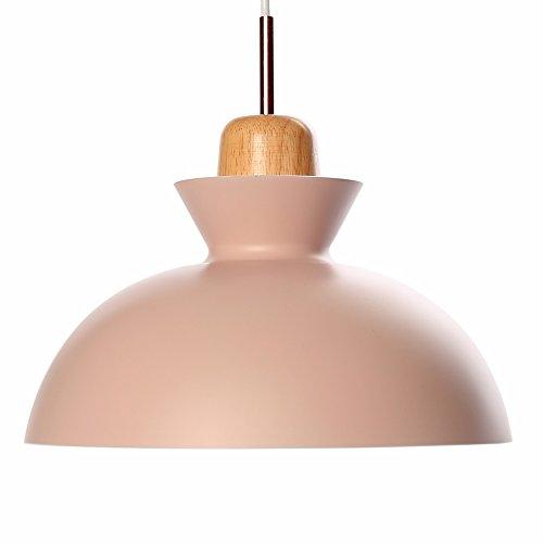 Vintage Industrielle Retro Modern Loft Pendelleuchte Deckenleuchte Lampenschirm Retro-Art-Lampe 1X E27 Fassung Max. 60W