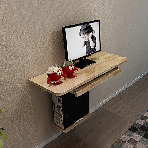 YMXLJF Kleiner wandmontierter Computertisch, Eckschreibtisch, Schreibtisch,