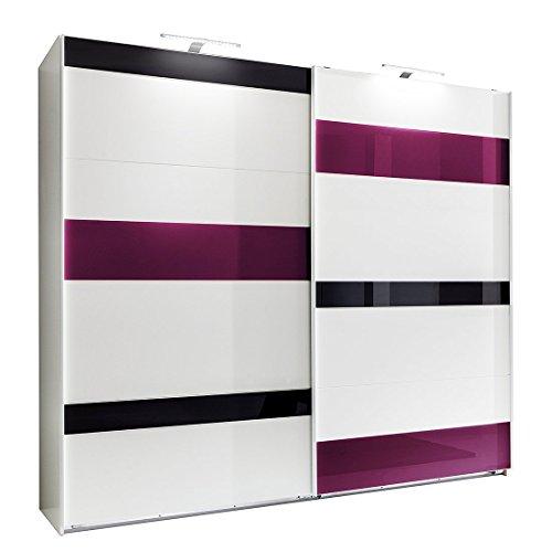 Wimex Schwebetürenschrank Mondrian
