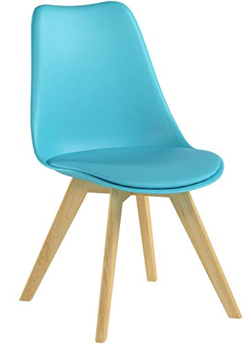 WOLTU #1094 1 x Esszimmerstuhl 1 Stück Esszimmerstuhl Design Stuhl Küchenstuhl Holz
