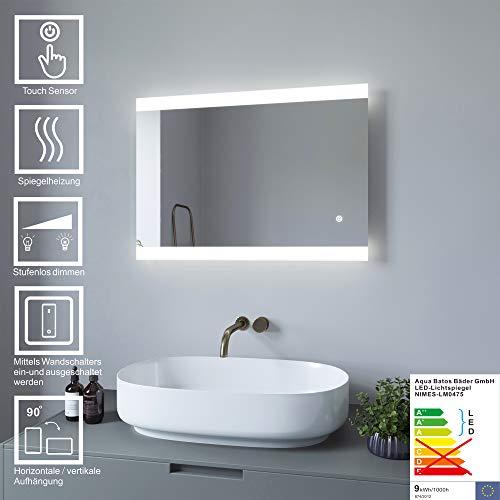 AQUABATOS led badspiegel