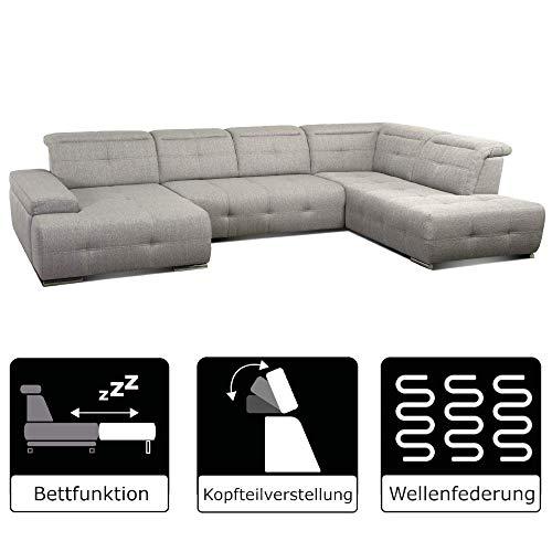 Cavadore Wohnlandschaft Mistrel/Großes Sofa