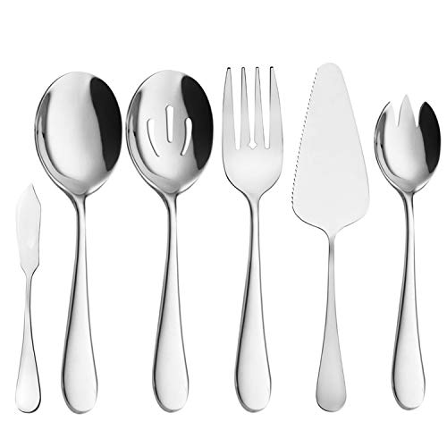 AOOSY Cutlery Set Flatware SetPremium Qualität Portugiesischer Stil Tableware/Dinnerware/Knife Spoon Fork Set